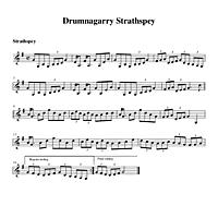Drumnagarry Strathspey