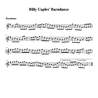 Billy Caples' Barndance