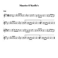 Maurice O'Keeffe's