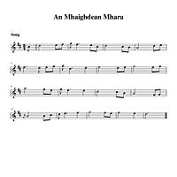 Mhaighdean Mhara, An