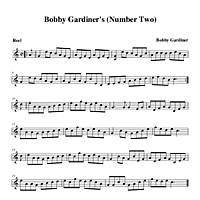 Bobby Gardiner's (Number Two)