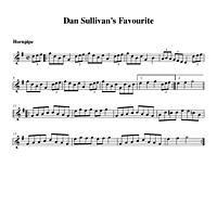 Dan Sullivan's Favourite