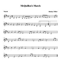 McQuillen's March