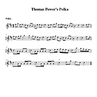 Thomas Power's Polka