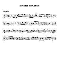 Brendan McCann's