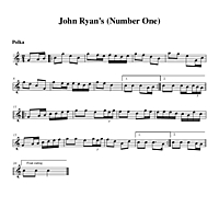John Ryan's (Number One)