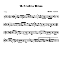 Swallows' Return, The