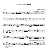 Polka for Matt, A