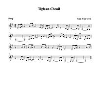 Tigh an Cheoil