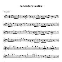 Parkersburg Landing