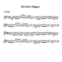 Silver Slipper, The